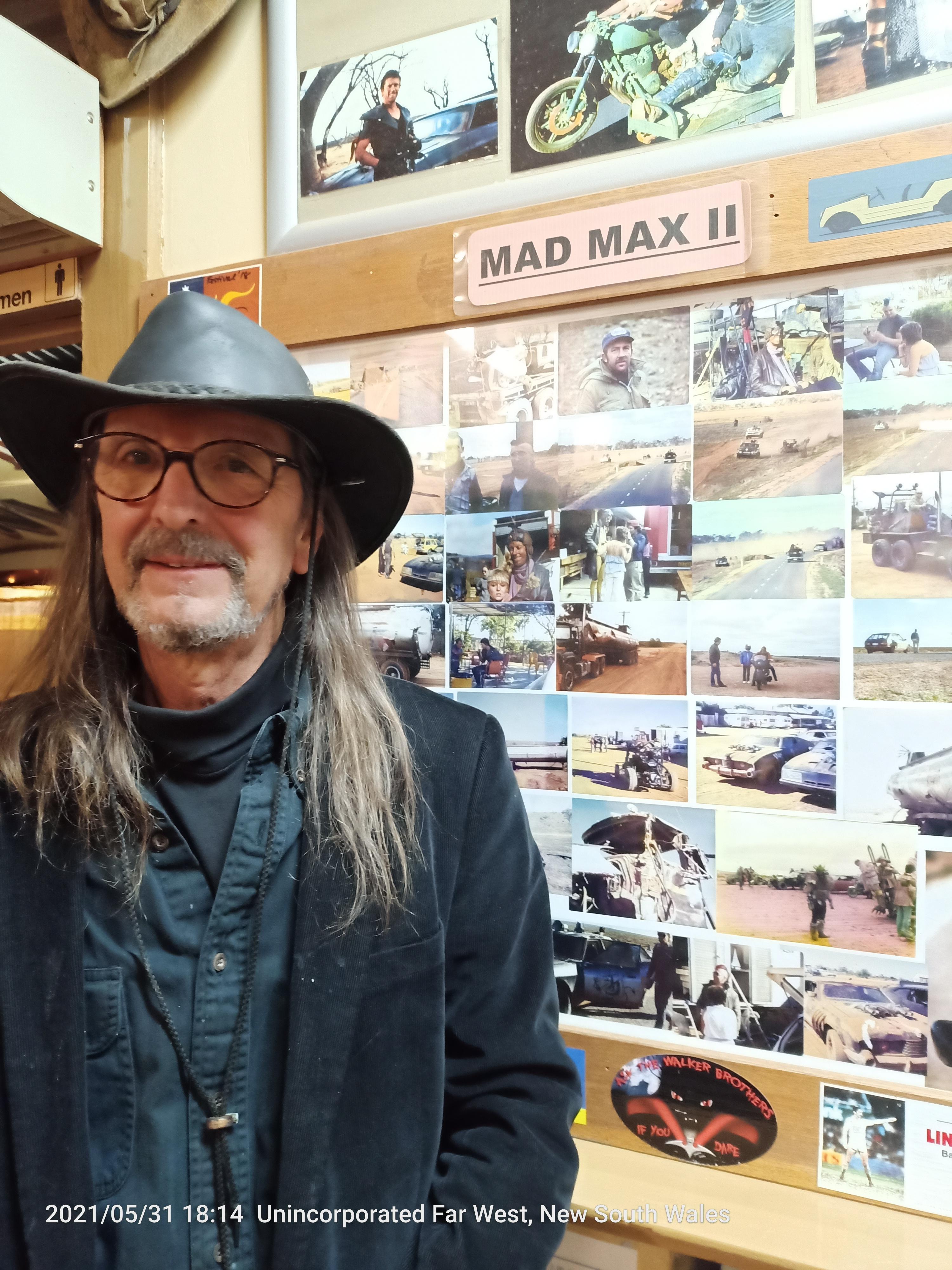 Mad Max Silverton NSW
