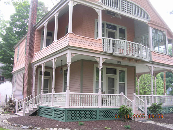 house as of 2006