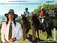 week 6 day 36 tie challenge of terrell neuage