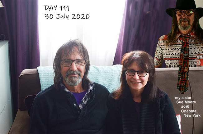 week 16 day #111tie challenge of terrell neuage