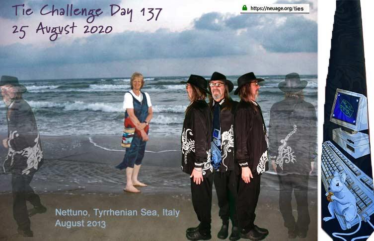 week 20 day137 tie challenge of terrell neuage