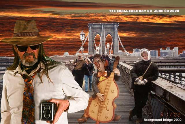 week 9 day 60 tie challenge of terrell neuage