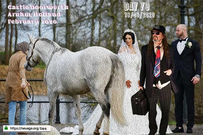 week 10 day 69 tie challenge of terrell neuage