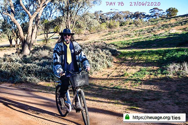 week 12 day78 tie challenge of terrell neuage
