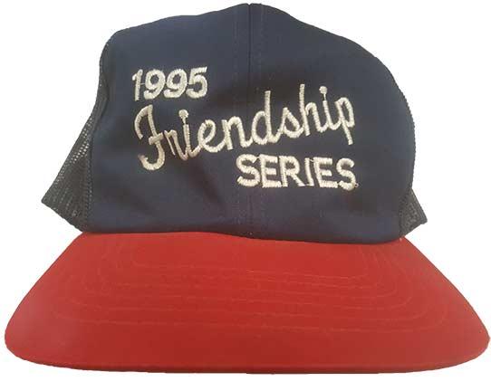 Friendship series hat